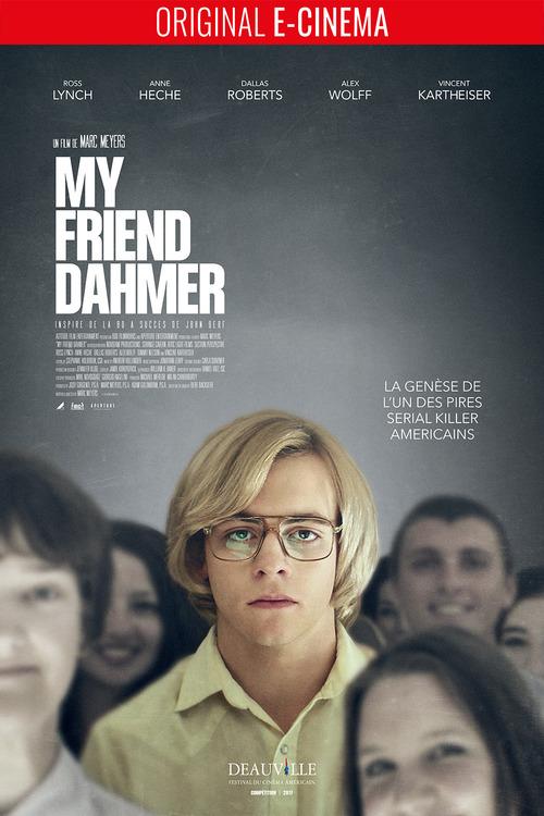 affiche-my-friend-dahmer