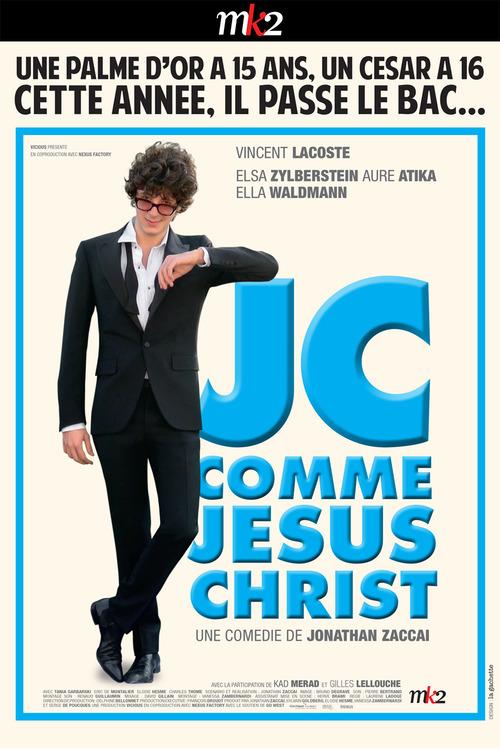 JC comme Jesus Christ