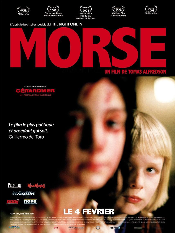 Morse (2009) de Tomas Alfredson
