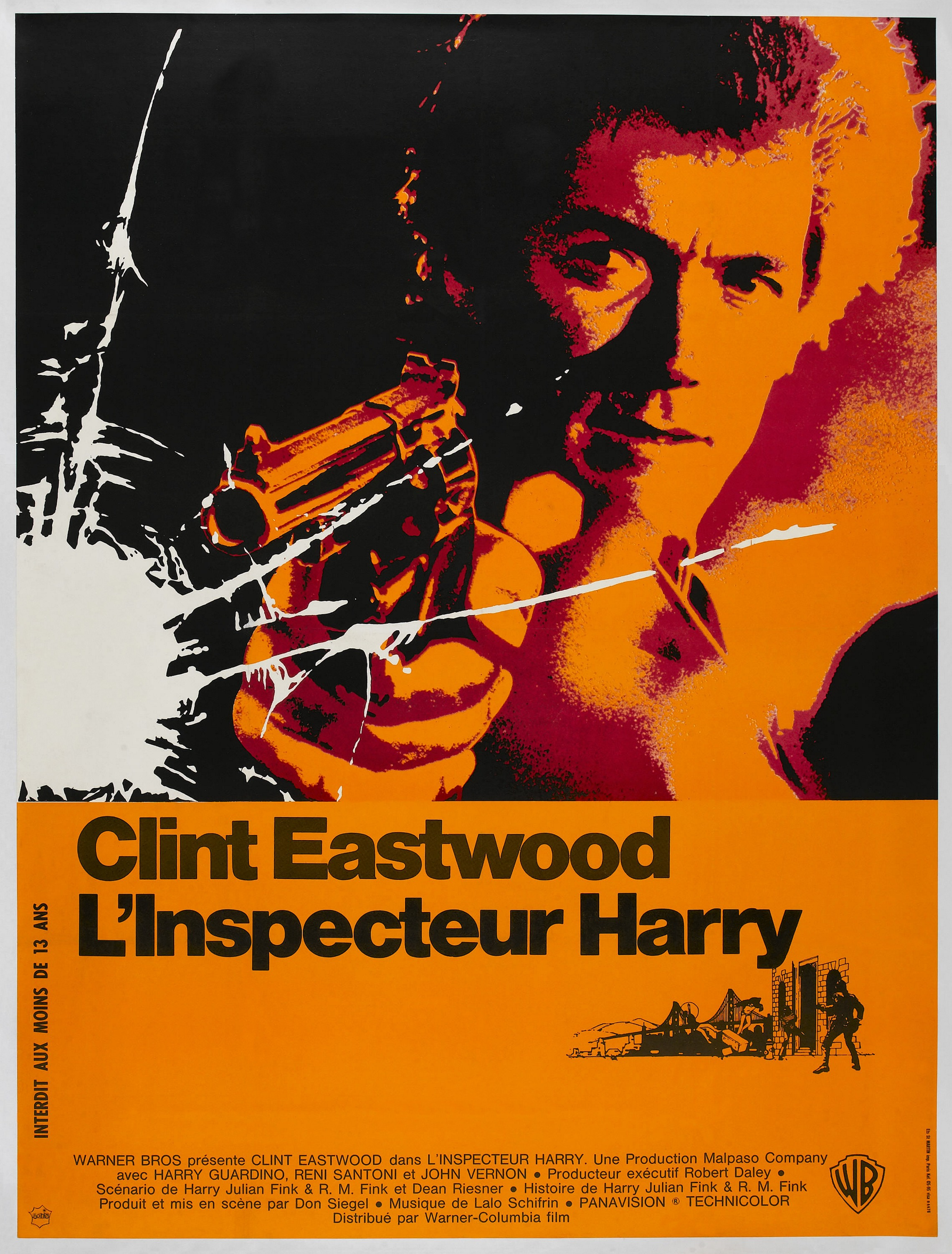 L'Inspecteur Harry (1971) de Don Siegel