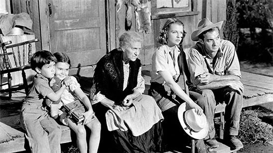 L'Homme du sud (1945) de Jean Renoir