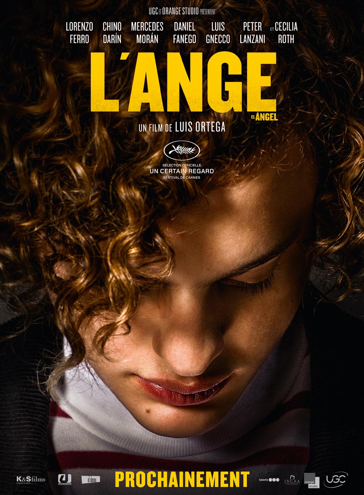 l'ange de Luis Ortega