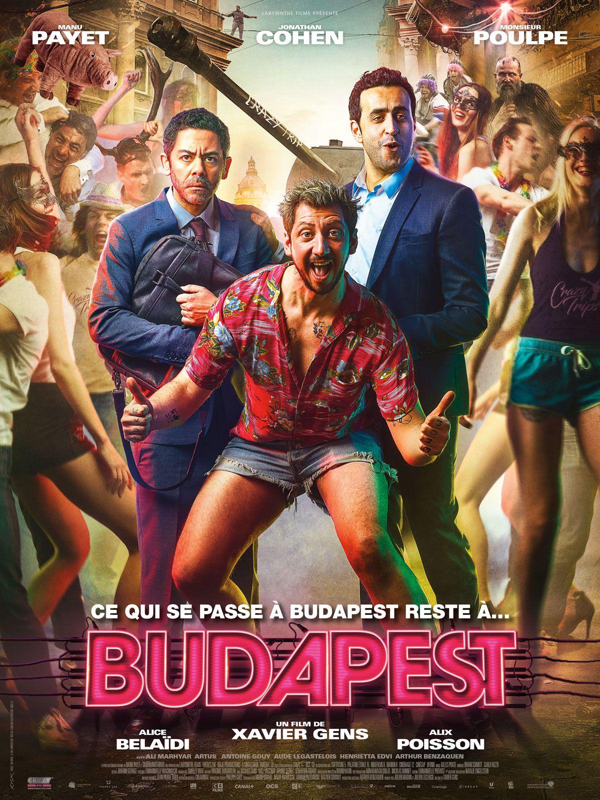 critique du film budapest de xavier gens