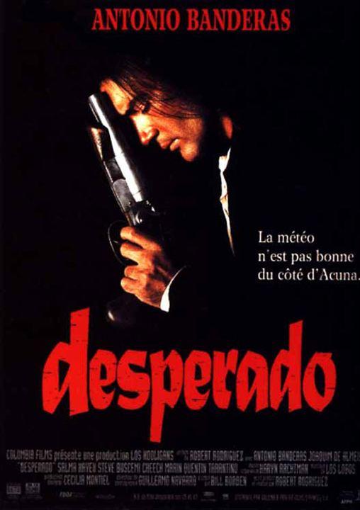 Desperado affiche