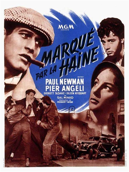 Marqué par la haine (1956) de Robert Wise