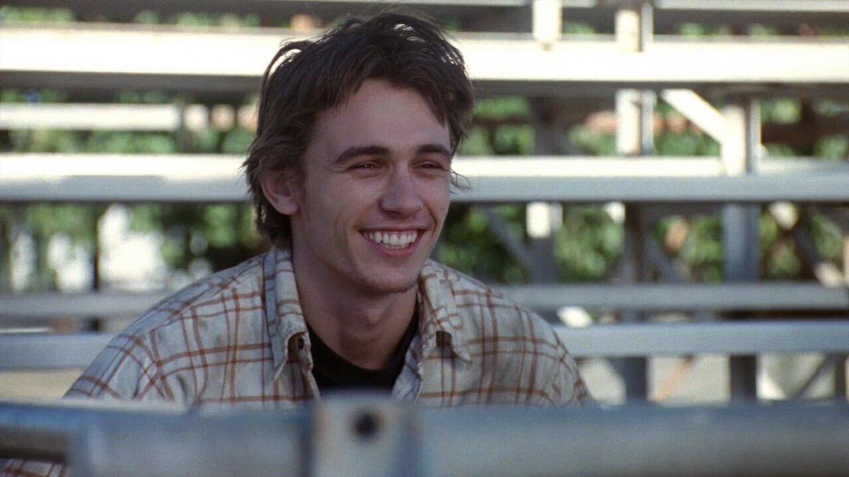 james franco dans Freaks & geeks
