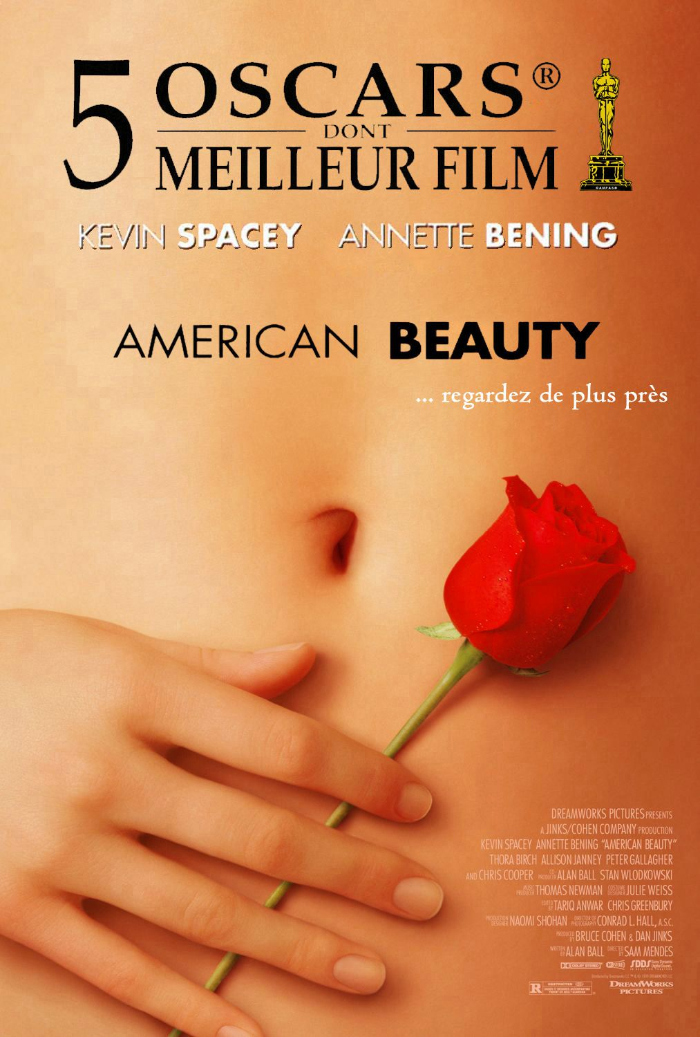 American beauty (1999) de Sam Mendes