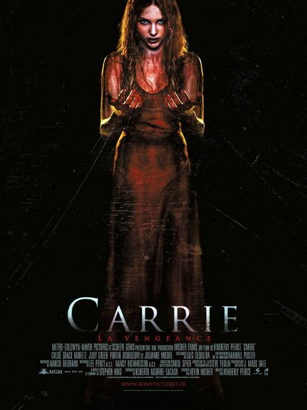 Carrie la vengeance (2013) de Kimberly Peirce
