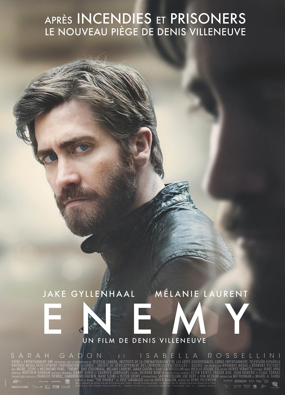 Enemy de Dennis Villeneuve