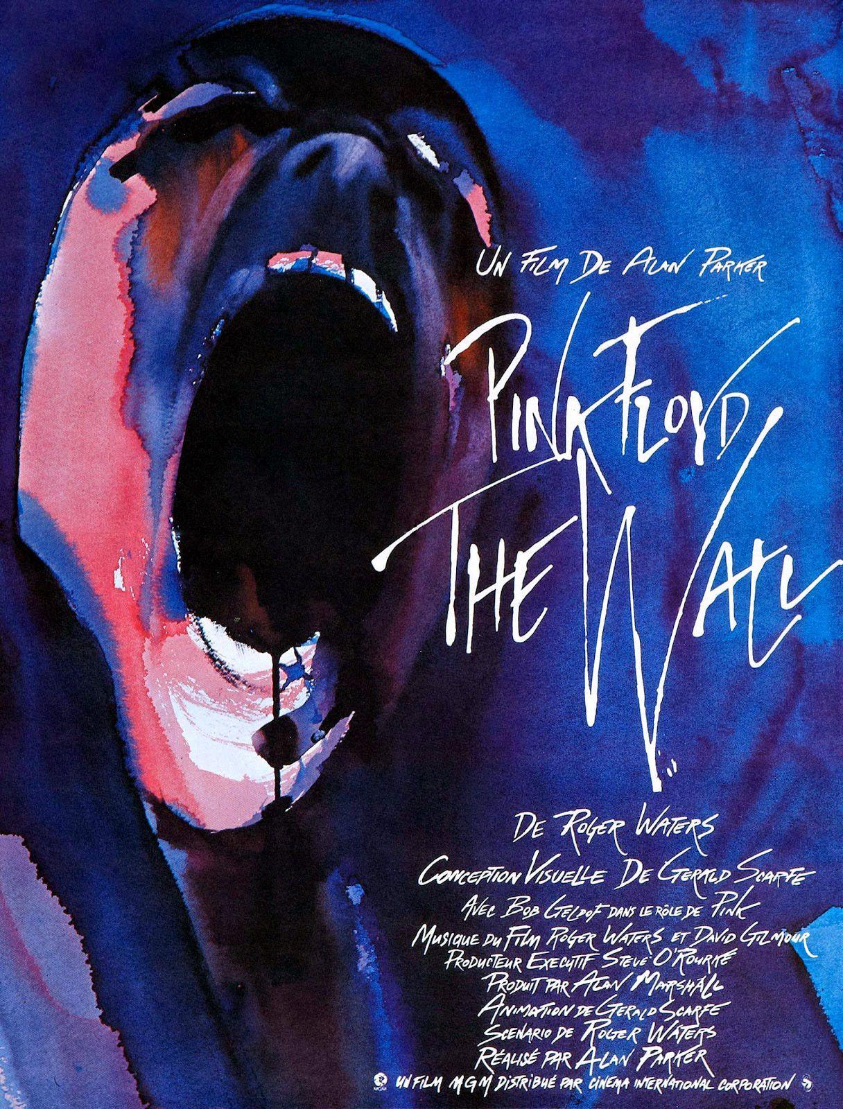Pink Floyd The Wall d'Alan Parker
