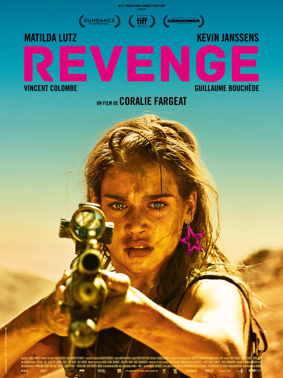 revenge - la critique
