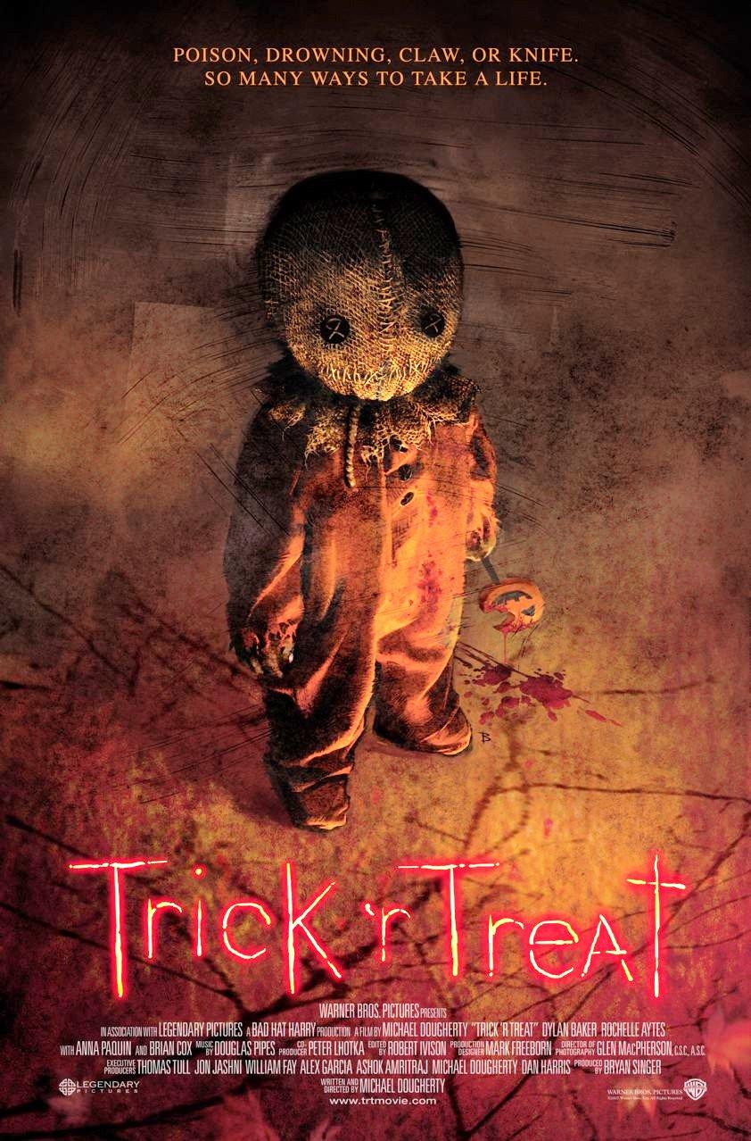 Trick'r treat (2009) de Michael Dougherty