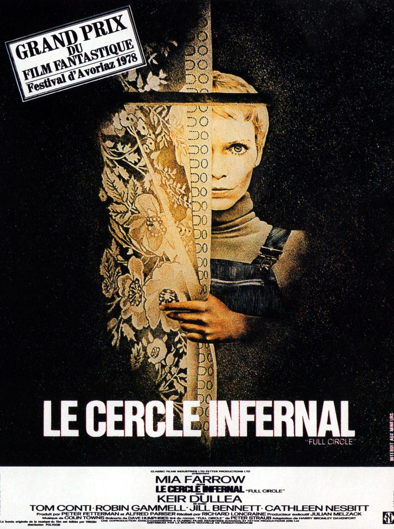 LE CERCLE INFERNAL de Richard Loncraine