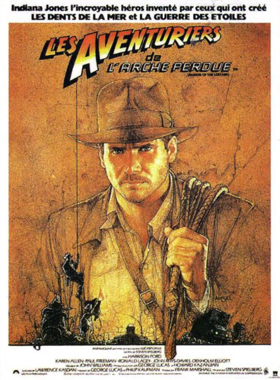 Les Aventuriers de l'Arche Perdue (1981)