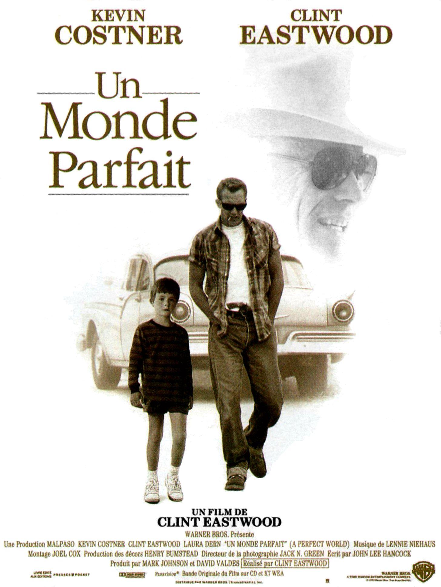 Un monde parfait (1993) de Clint Eastwood