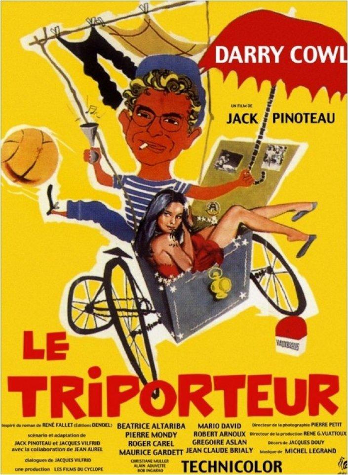 Le Triporteur (1957) de Jack Pinoteau