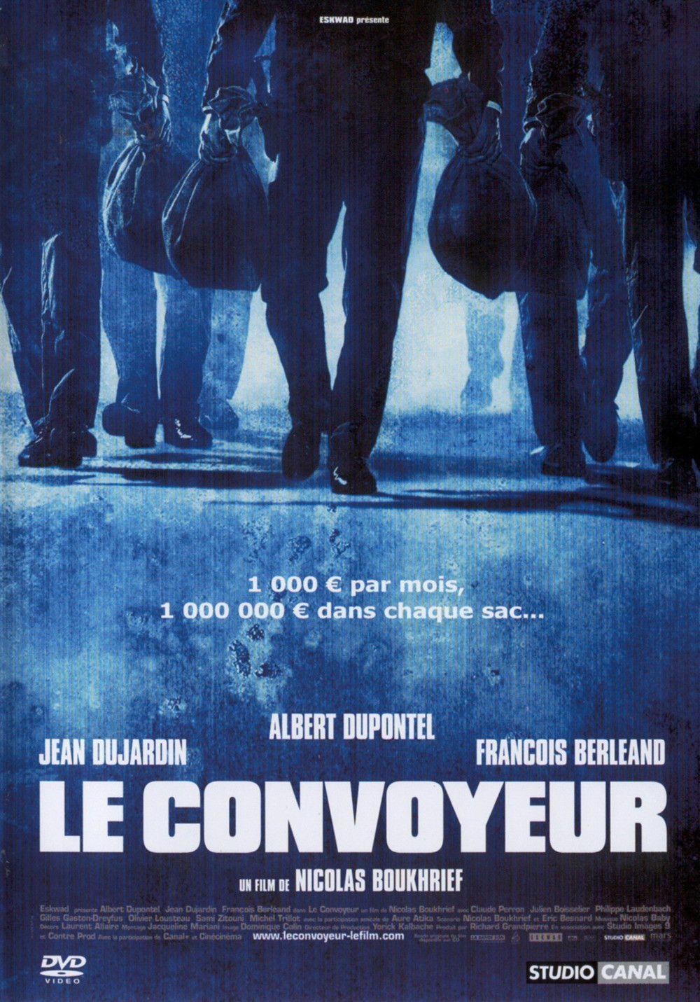 LE CONVOYEUR de Nicolas Boukhrief
