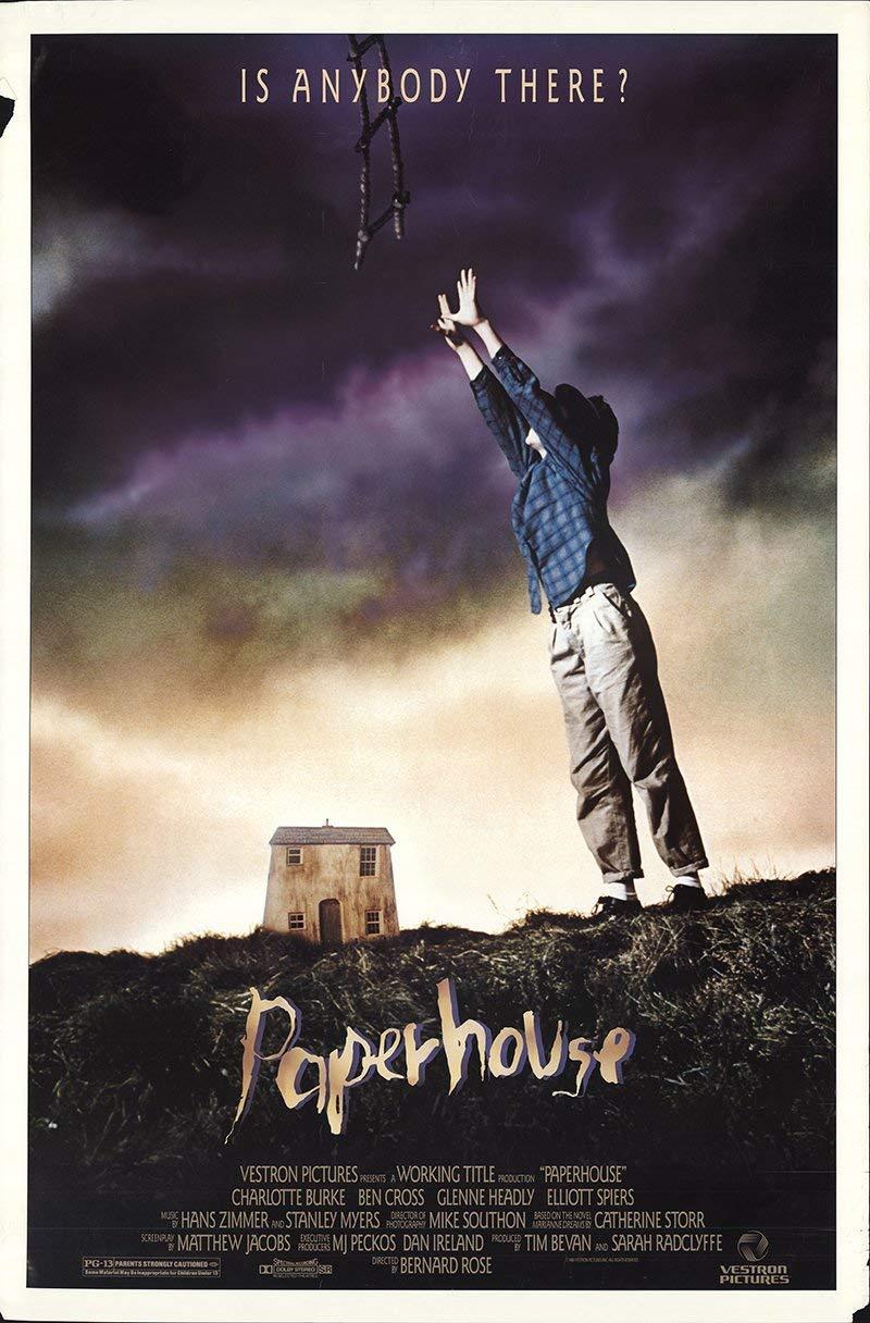 Paperhouse (1988) de Bernard Rose