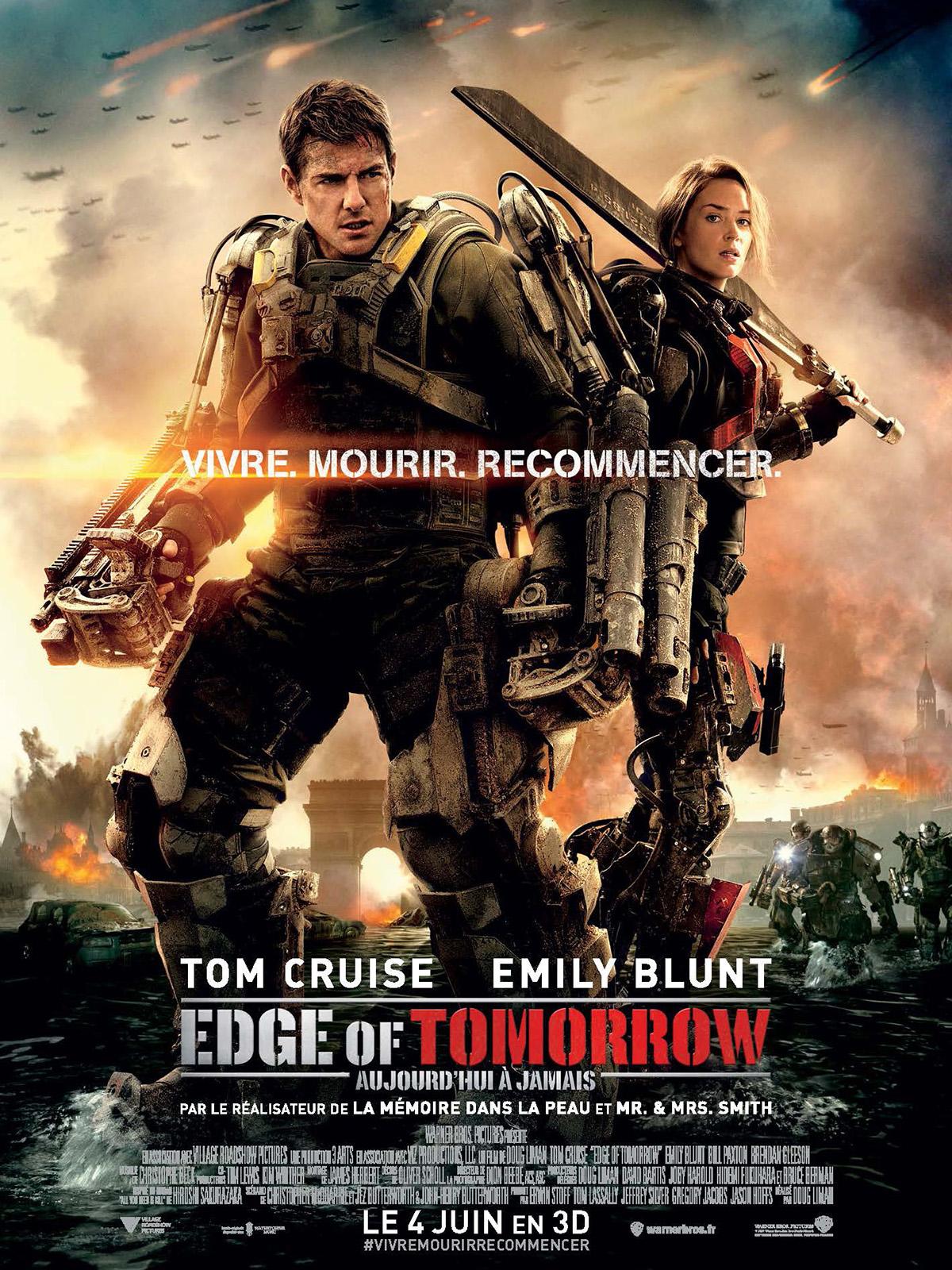 Edge of tomorrow (2014) de Doug Liman