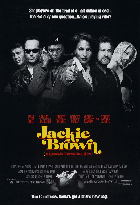 Jackie Brown de Quentin Tarantino