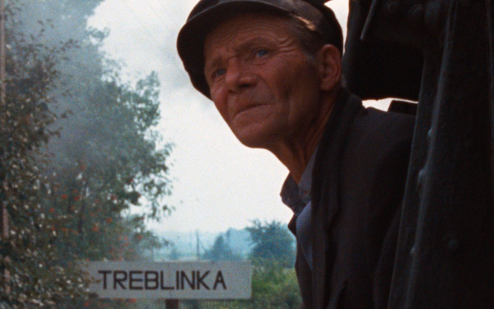 Shoah (1985) de Claude Lanzmann.