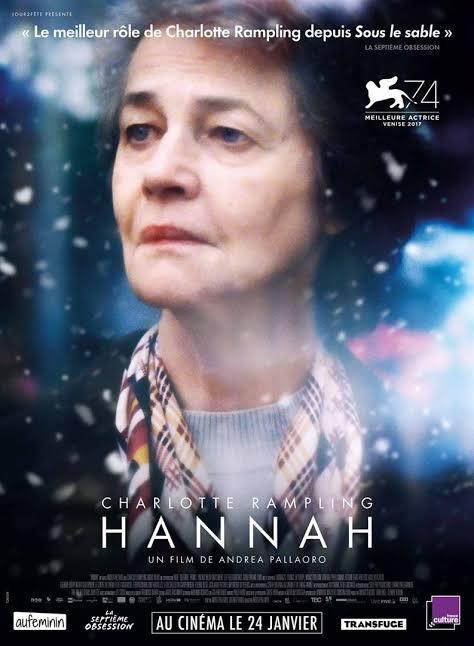 Hannah - critique