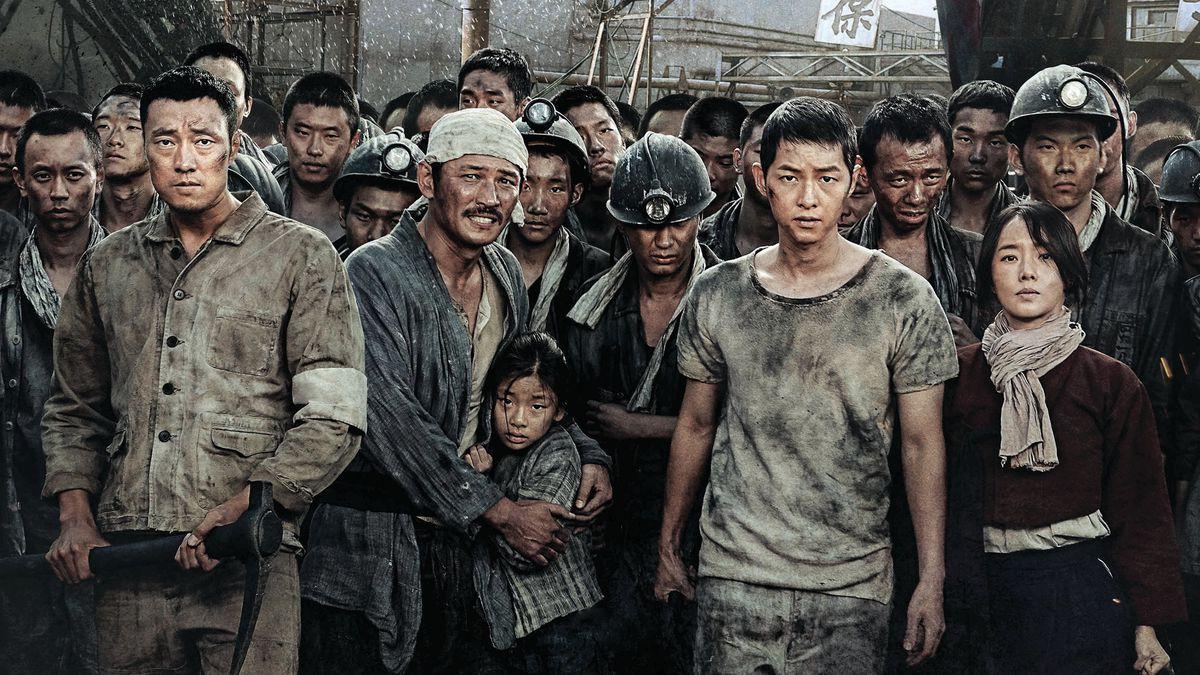 Battleship island de Ryoo Seung-wan