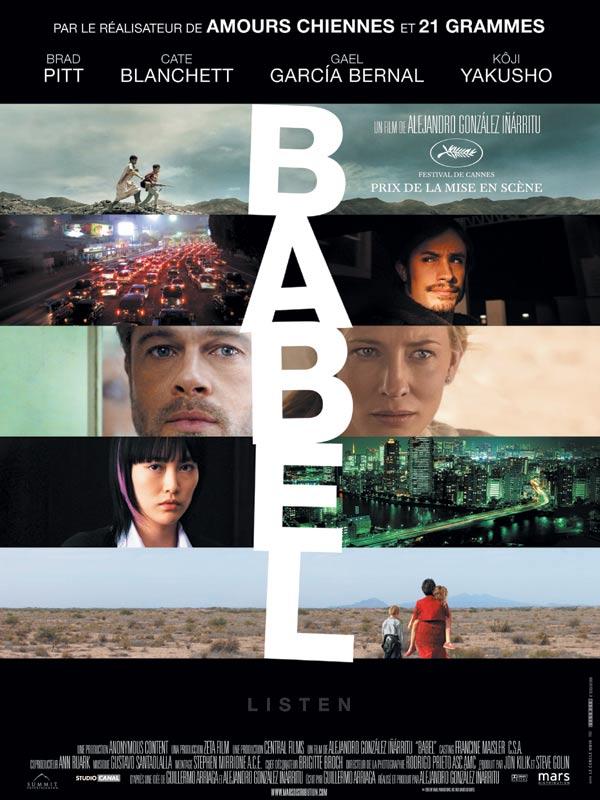 Babel de Alejandro González Iñárritu