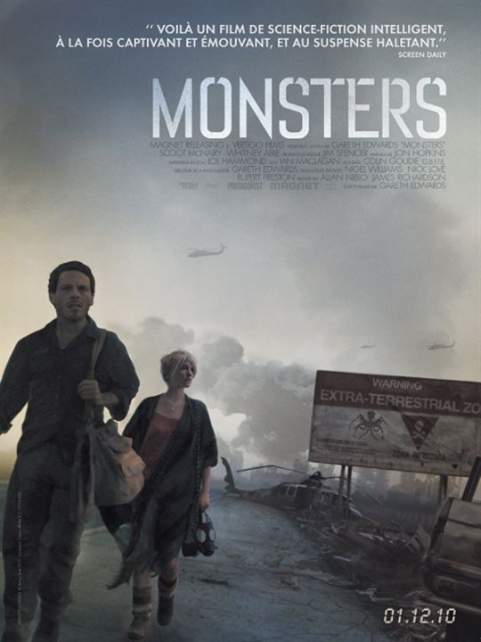 Monsters affiche