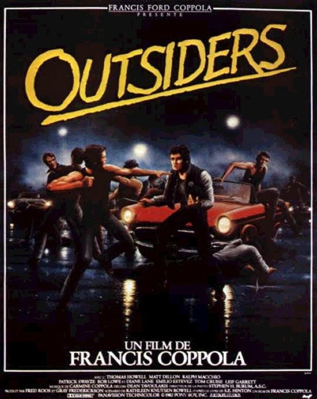 Outsiders (1983) de Francis Coppola