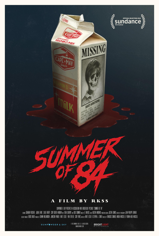 Summer of 84' de François Simard, Anouk Whissell, Yoann-Karl Whissell