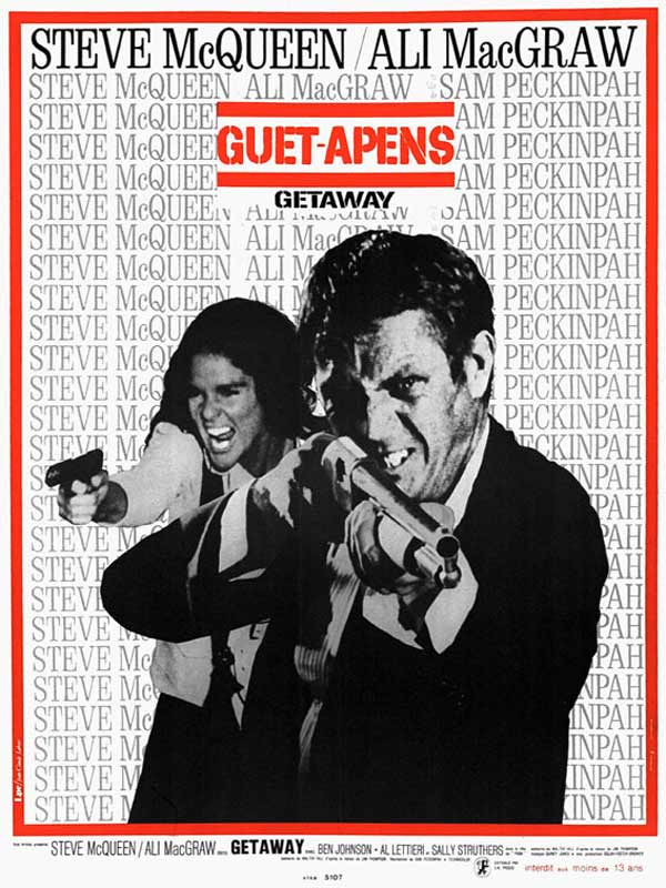 affiche Guet-apens