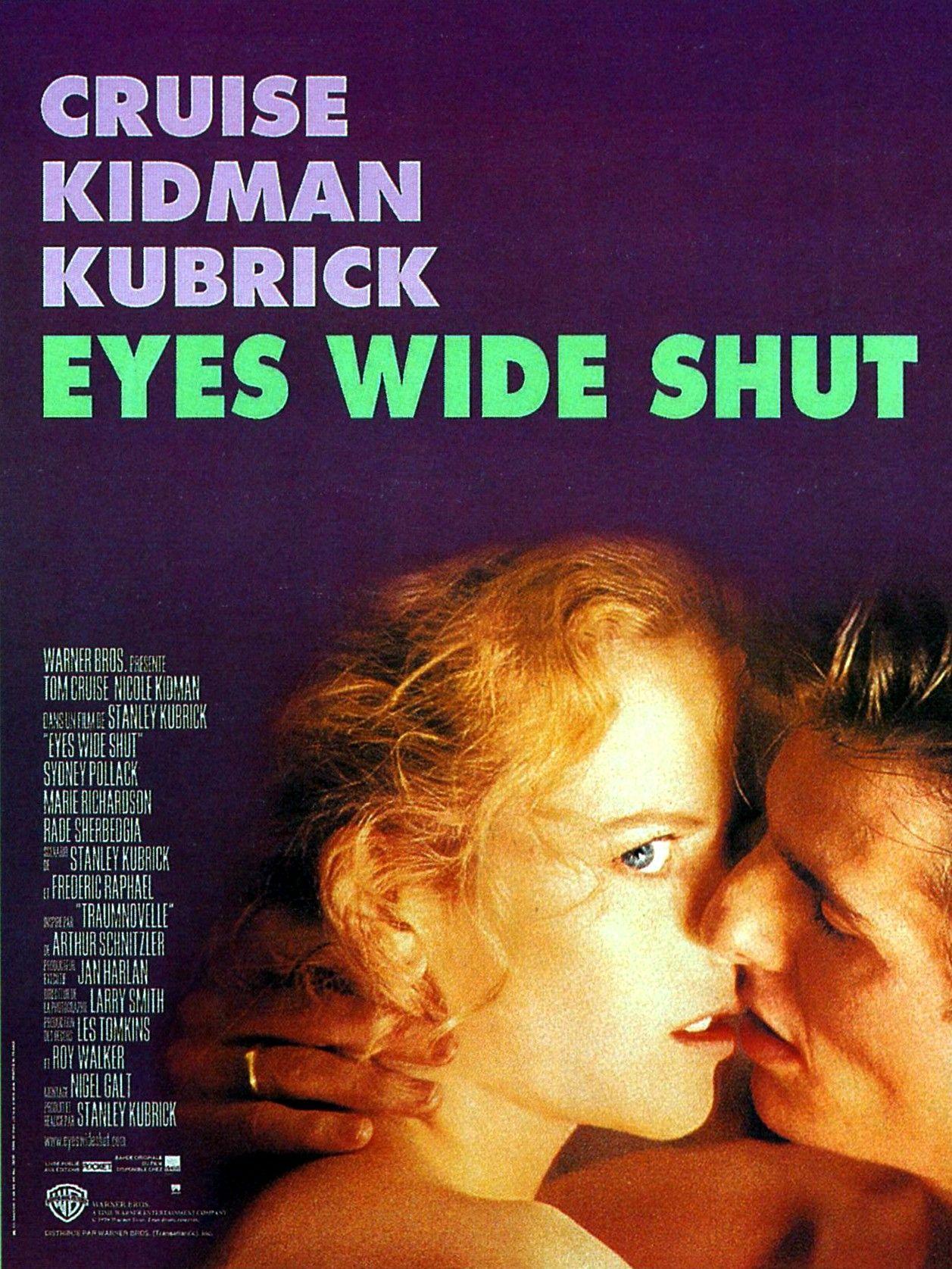 Eyes wide shut de Stanley Kubrick