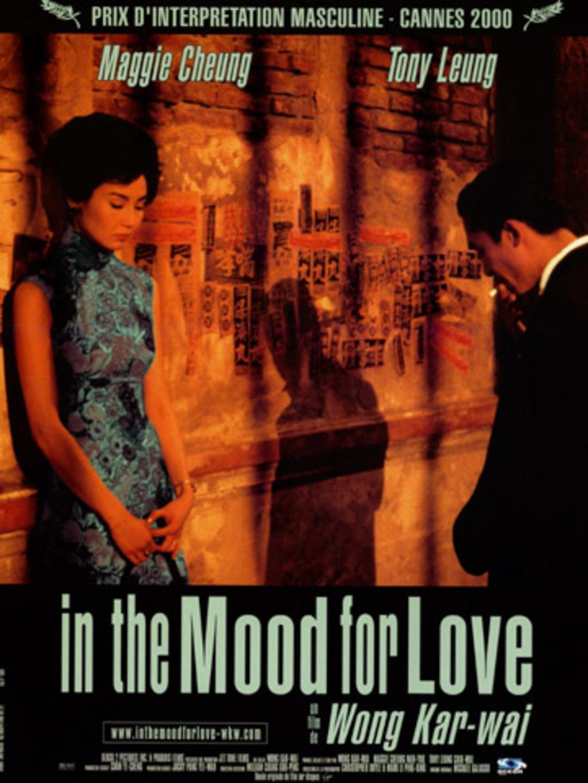 In the mood for love de Wong Kar-wai