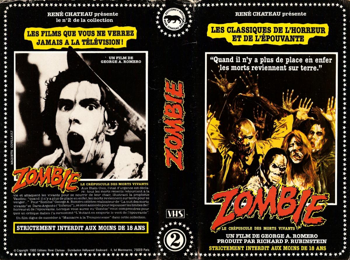 zombie - george romero