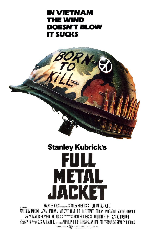 Full metal jacket de Stanley Kubrick