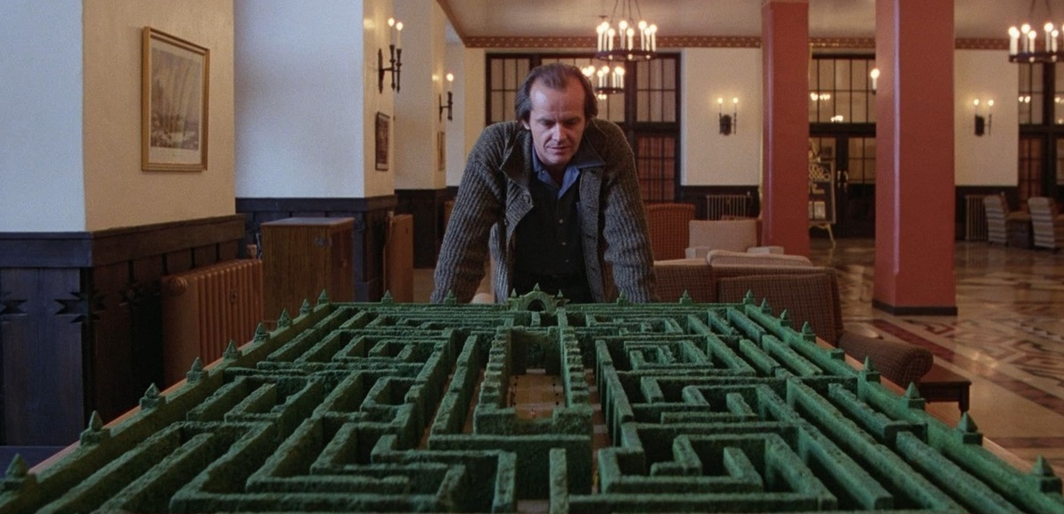 Shining (1980) de Stanley Kubrick