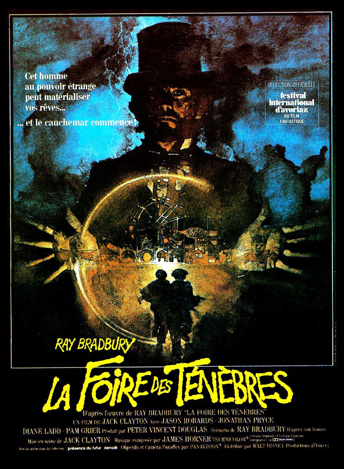 La Foire des ténèbres (1983) de Jack Clayton
