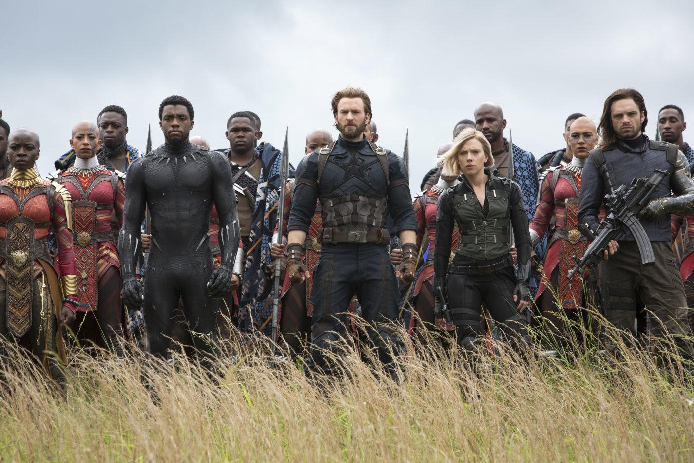 avengers infinity war critique