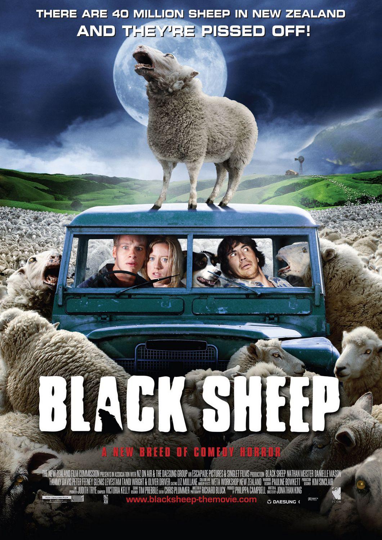 Black sheep (2008) de Jonathan King