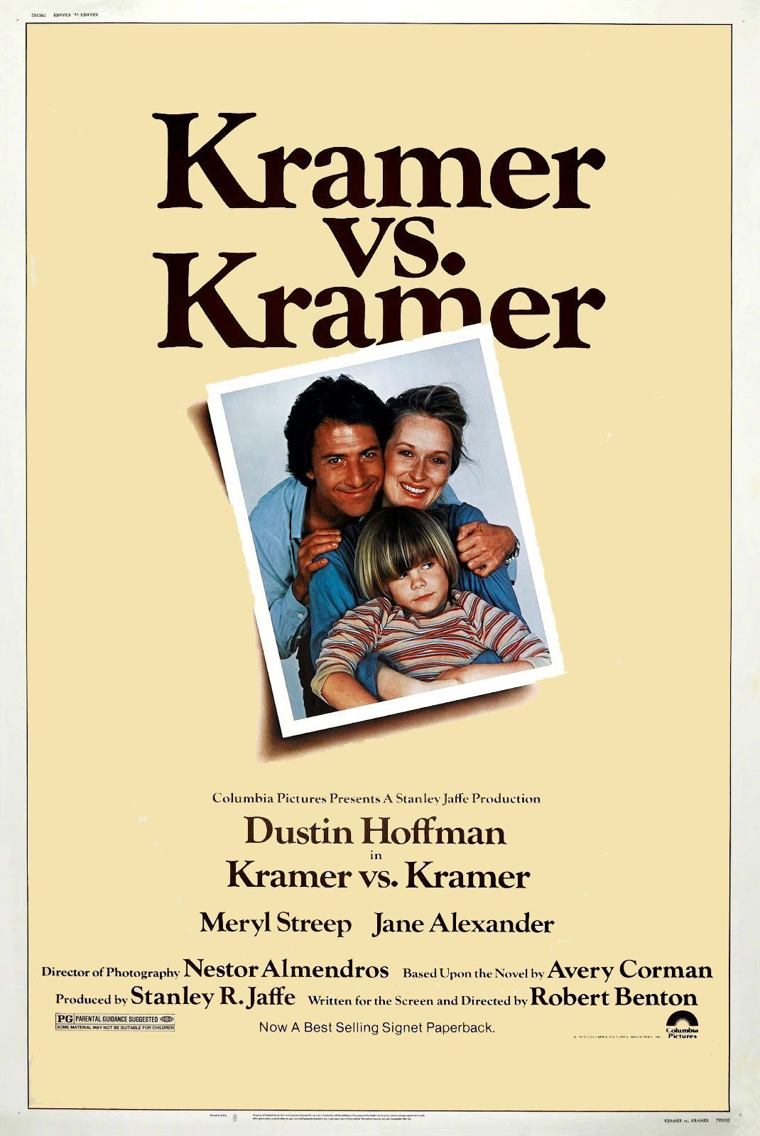 Kramer Vs Kramer de Robert Benton