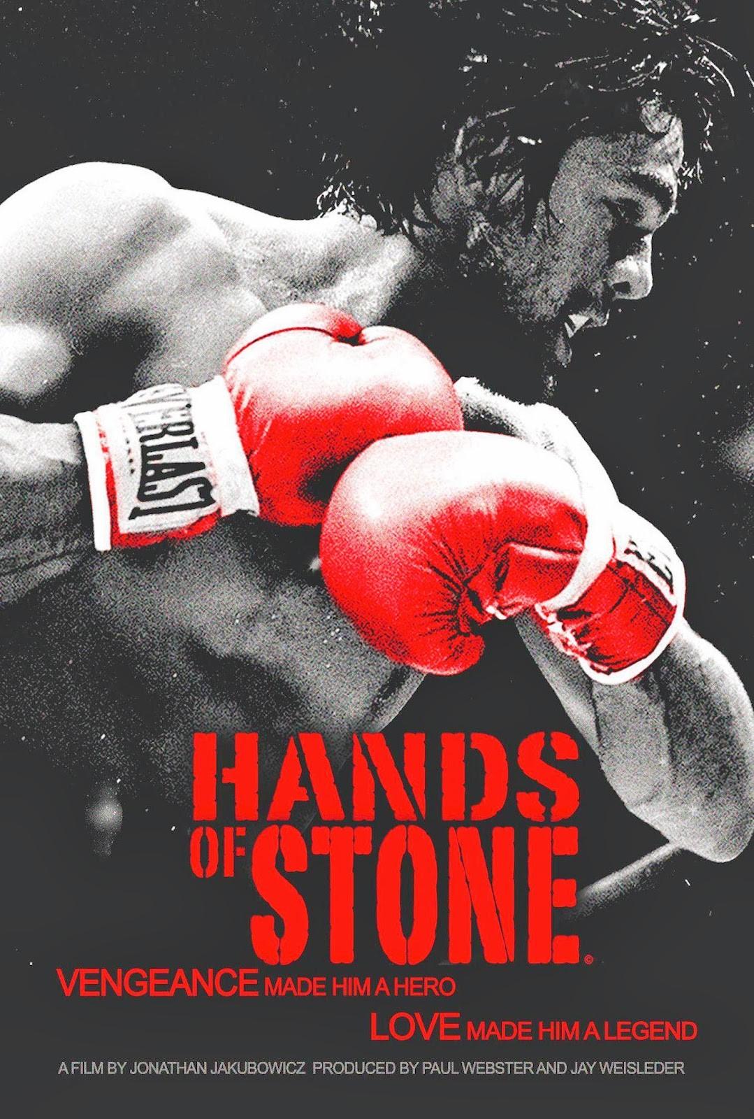 Hands of stone (2016) de Jonathan Jakubowicz
