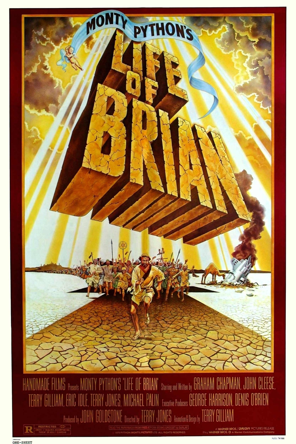 La Vie de Brian de Terry Jones