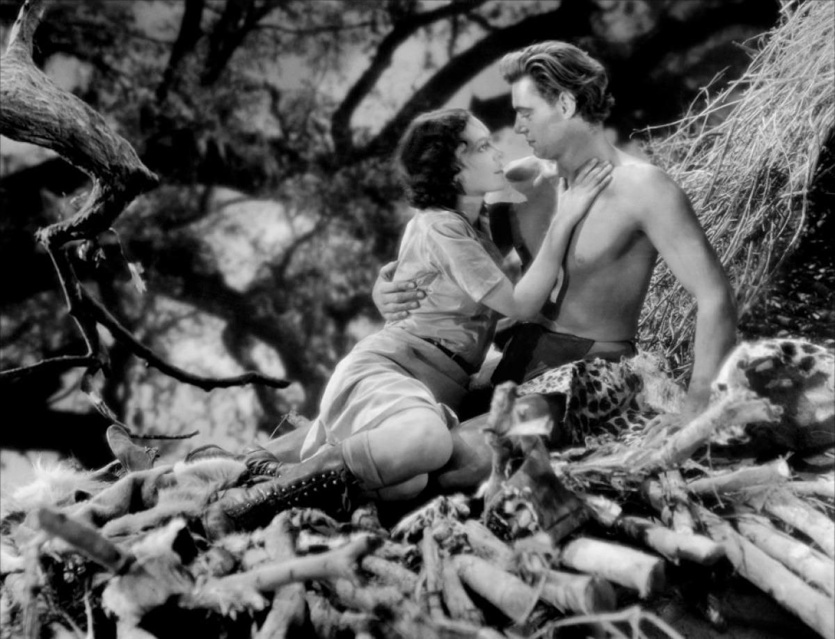 Tarzan, l'homme singe (1932) de W.S. Van Dyke