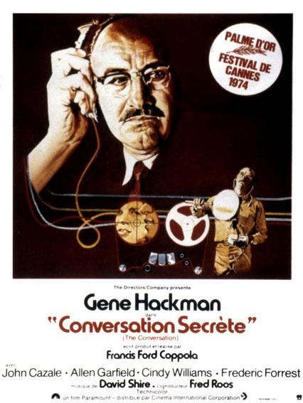 Conversation secrète (1974)
