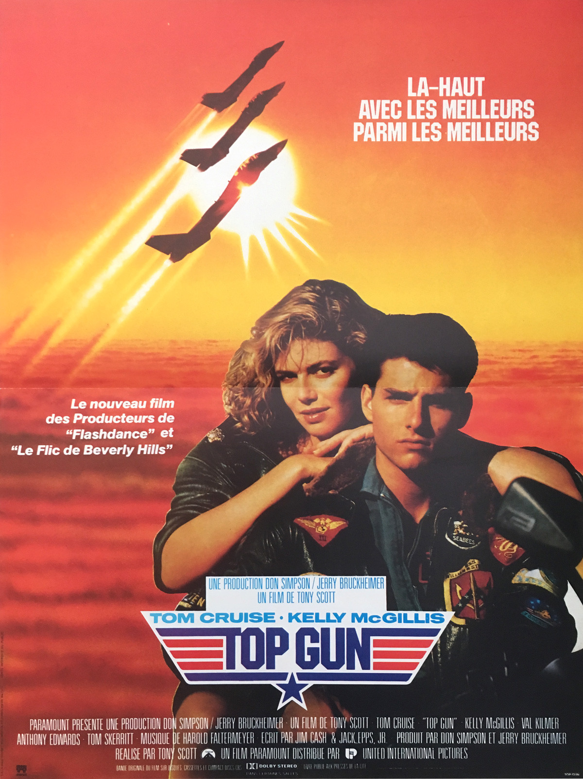 Top gun (1986) de Tony Scott