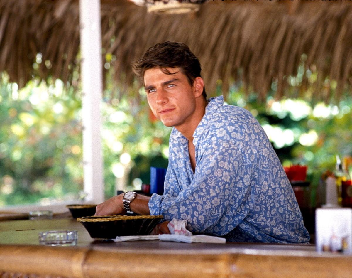 Tom Cruise dans Cocktail (1988)
