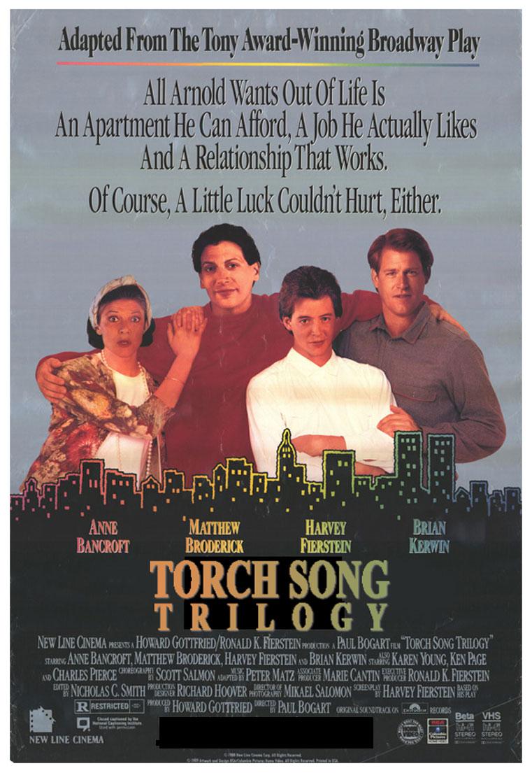 Torch song trilogy de Paul Bogart