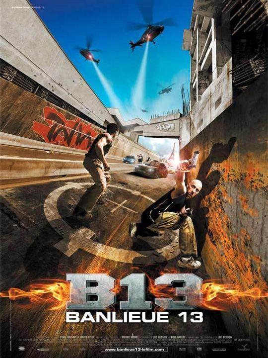 Banlieue 13 (2004) de Pierre Morel