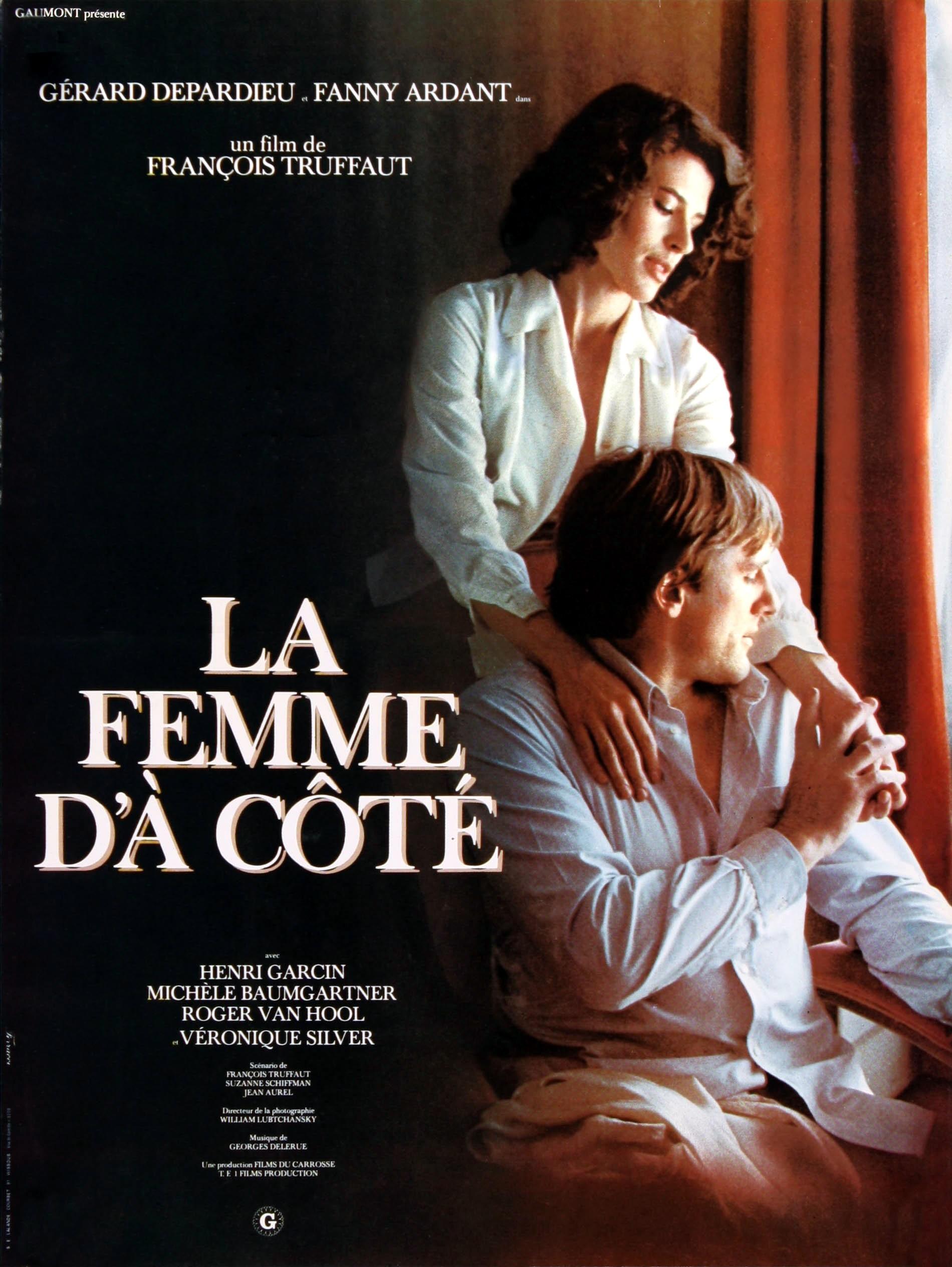 La Femme d'à côté de François Truffaut